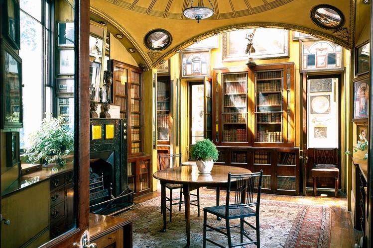 John Soane's breakfast Room