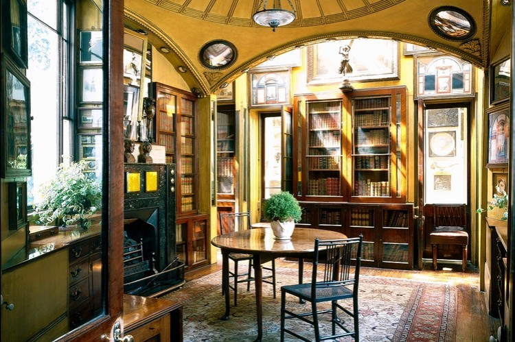 John Soane's breakfast Room