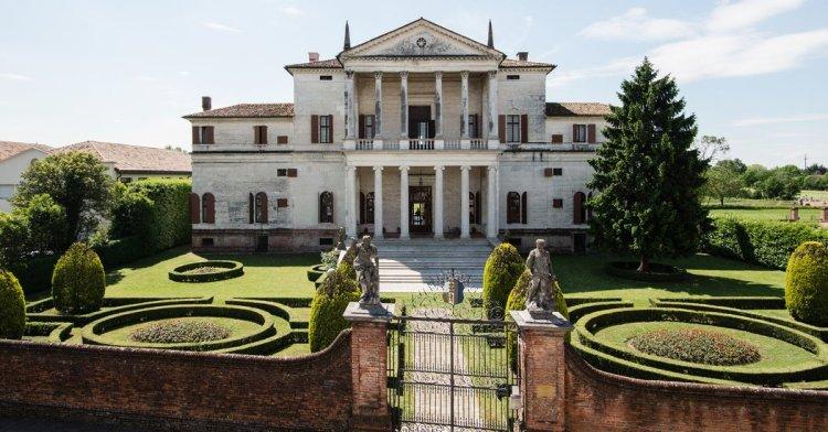 Palladio's magnificent Villa Cornaro, Piombine Dese, Veneto