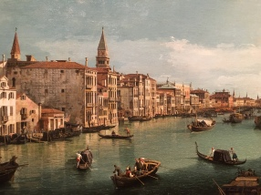 Canaletto - Waterfront Venice