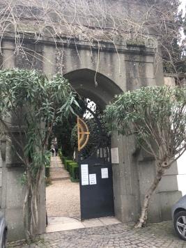 Protestant Cemetery - Roma