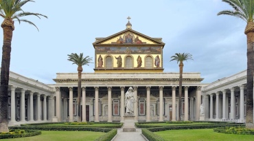 Basilica of San Paolo fuori le mura, Roma