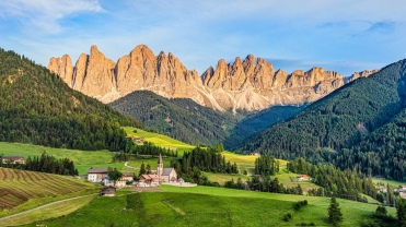 The Dolomites, Northern Italy
