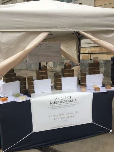 'Ancient Mesopotamia' traditional hand-crafted soaps