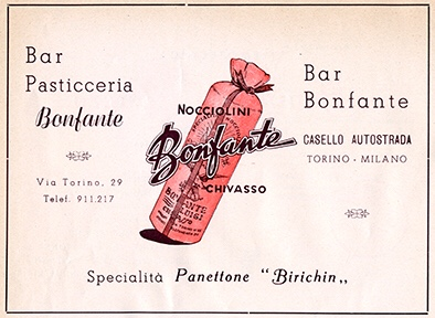 Bonfante Nocciolini, Chivasso, Italia