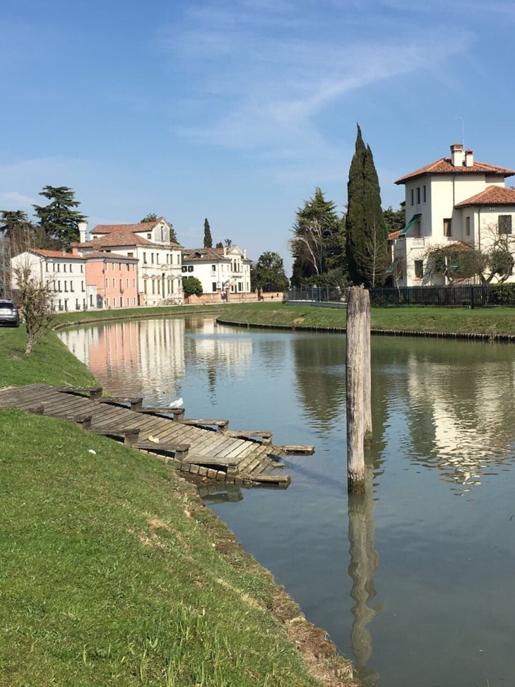 The Brenta Canal at Mira Porte