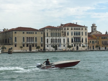 Venice - The Zattere