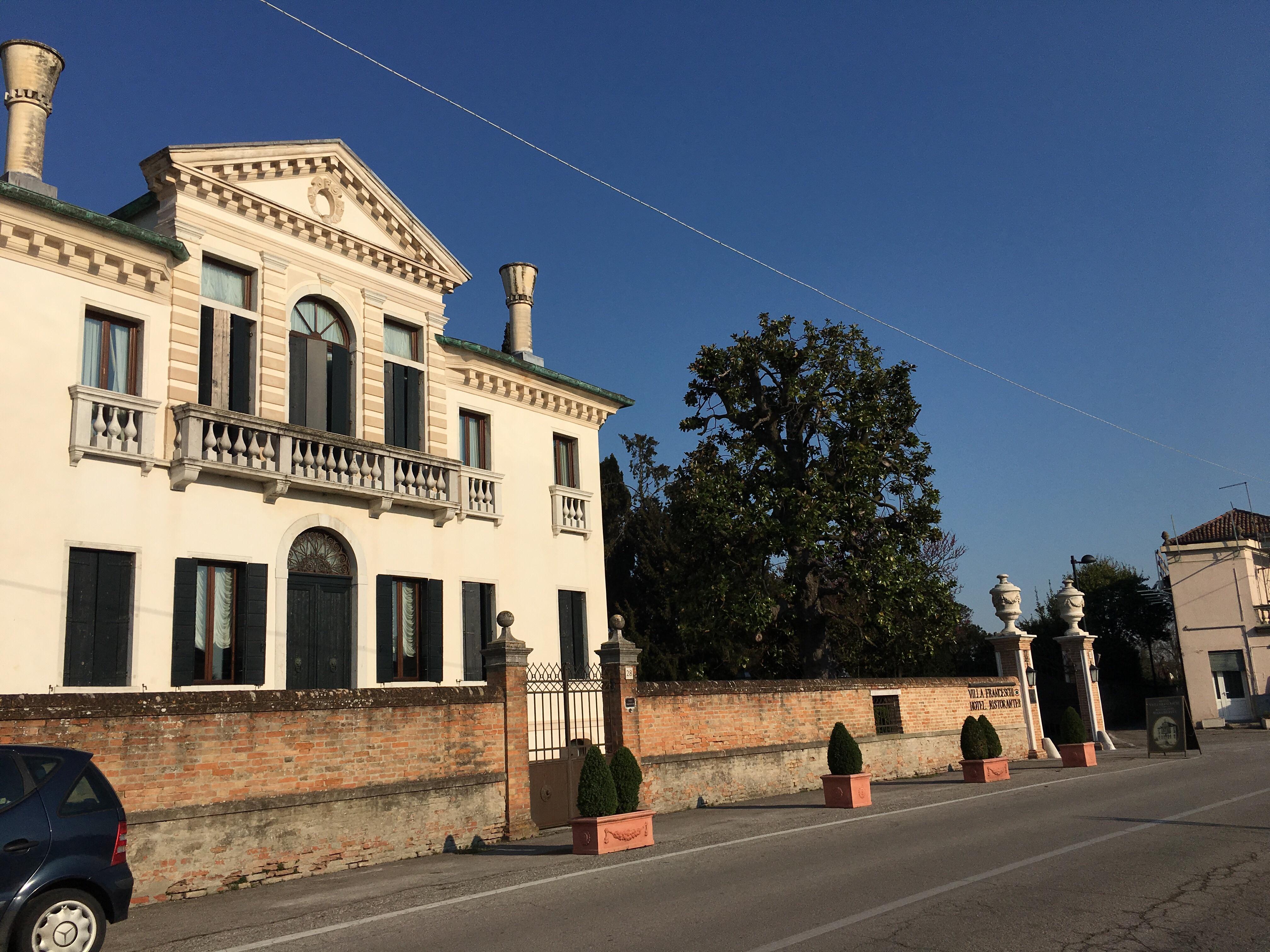 Villa Franceschi 'Relais & Chateaux' Hotel