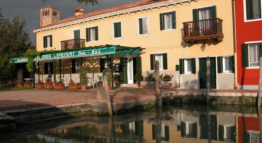 Resultado de imagen para isla de Torcello Locanda Cipriani.