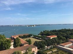 Venezia - view from the bell tower of San Giorgio Maggiore
