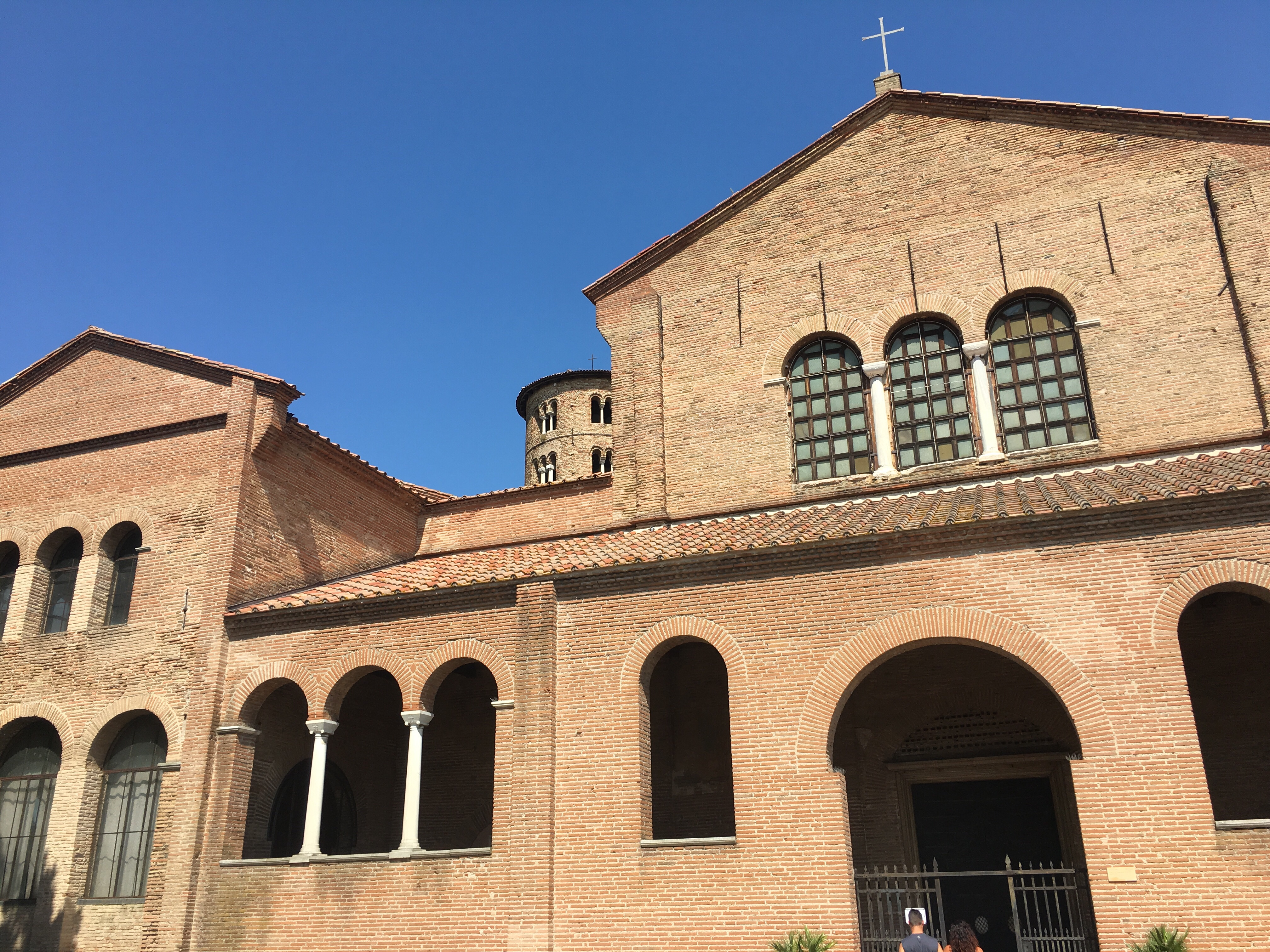 Sant'Apollinare in Classe Basilica, Classe, Ravenna