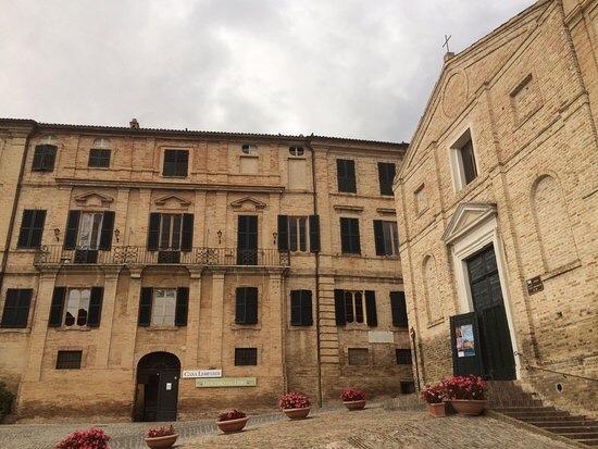Casa Leopardi, Recanati, Marche, Italy - Giacomo Leopardi's family home.