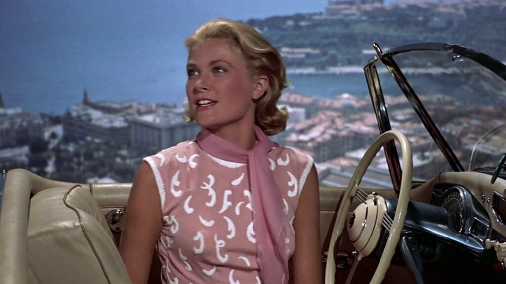 Grace Kelly in 'To Catch a Thief' 1955 helped to make the French Riviera an iconic destination