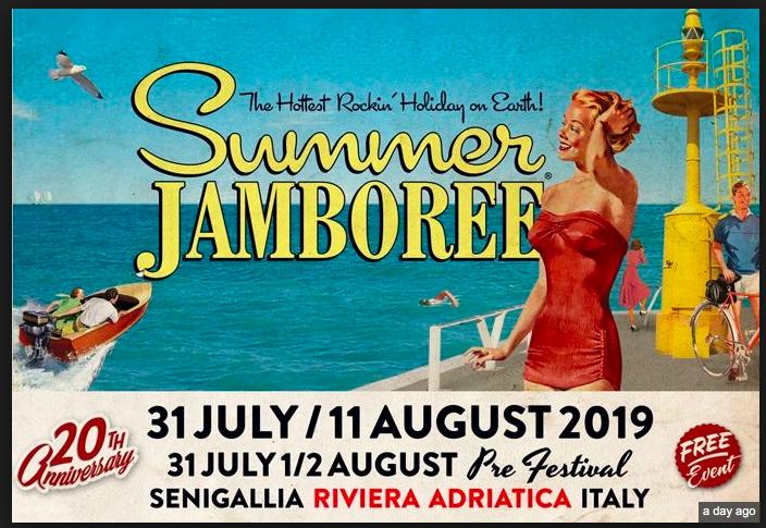Summer Jamboree, Senigallia - 2019