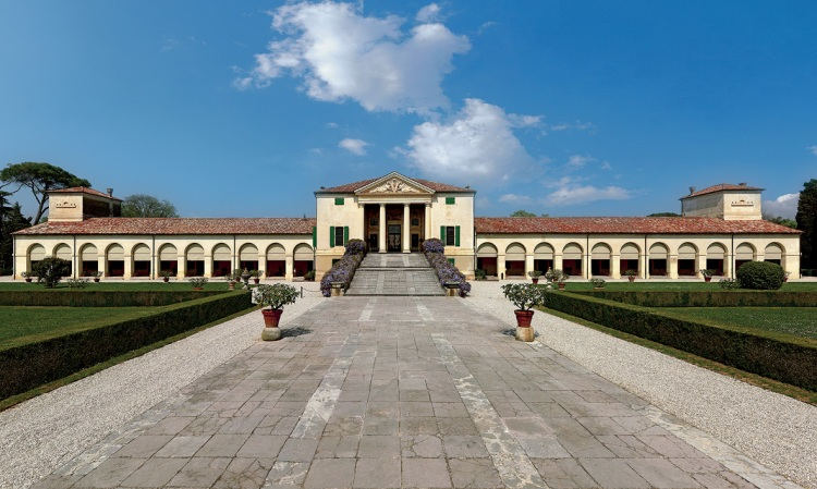 For almost five hundred years Villa Emo has presided over the countryside of Fanzolo, Veneto, Italy