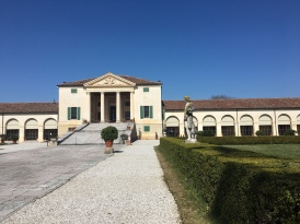 Villa Emo, Fanzolo - a perfect Palladian villa - www.educated-traveller.com