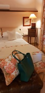 La Meridiana - beautifully appointed deluxe double room