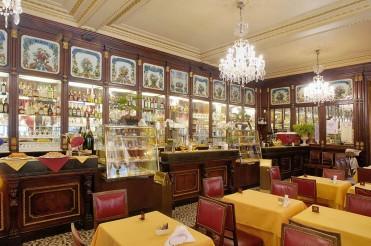 Baratti & Milano - caffe, Torino, Italy