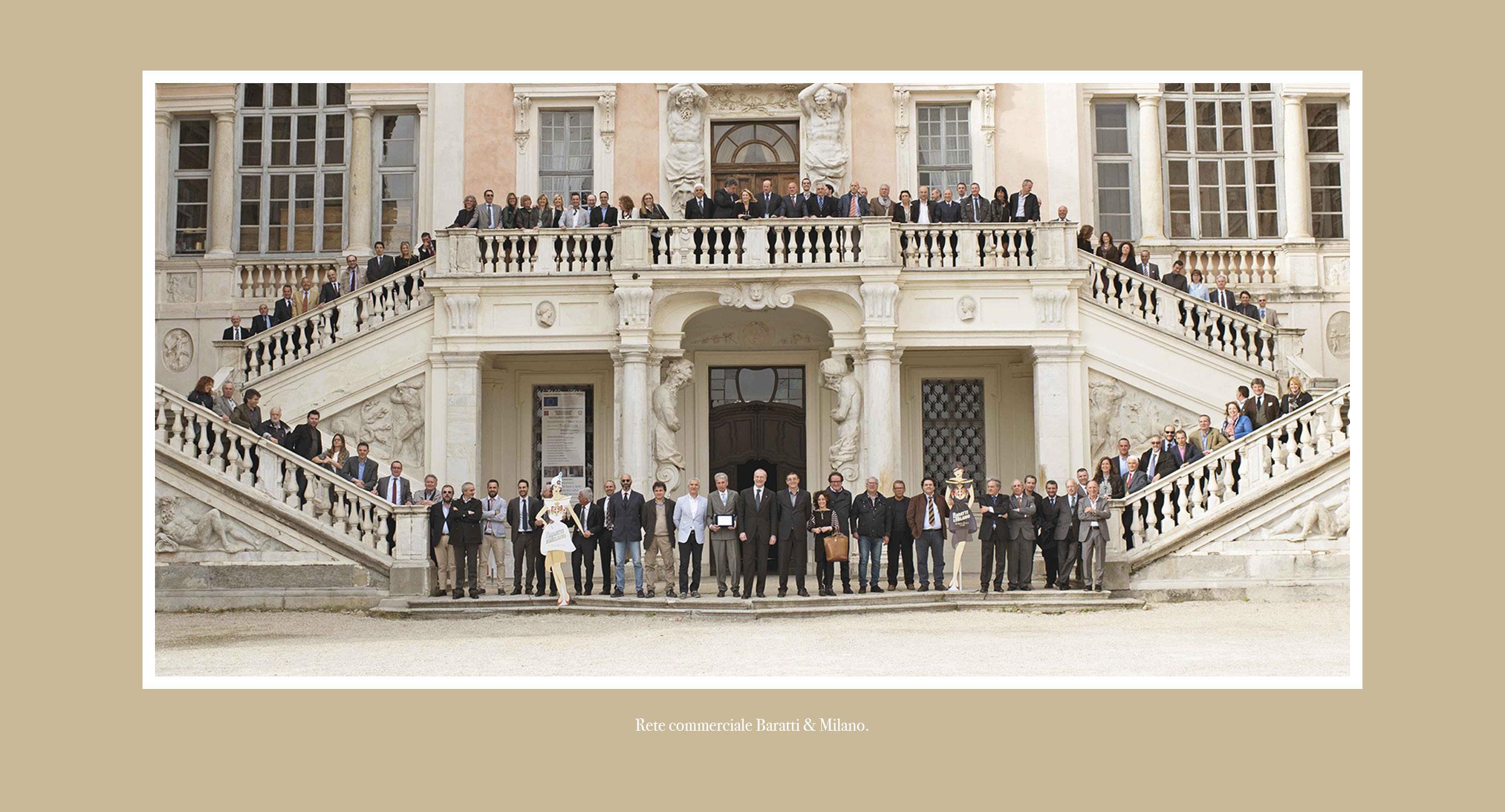 Baratti & Milano - galleria - The Team