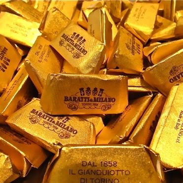 Baratti & Milano - Gianduiotto chocolates