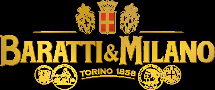 Baratti & Milano company logo. Torino, Italy