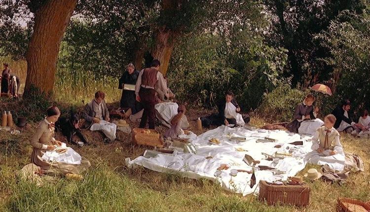 The Leopard 'Il Gattopardo' picnic scene (1963)