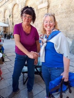 Matera - the purchase of a small painting - https://wp.me/p5eFNn-lN