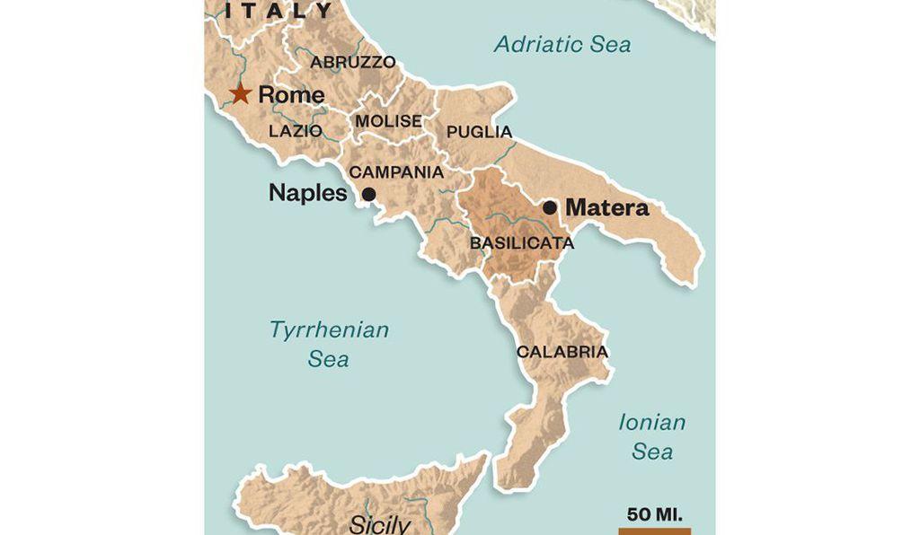 Southern Italy - Matera, Basilicata and Puglia
