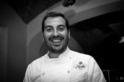 Chef Fabio Codognola is the dedicated, culinary professional at Bella Italia Pesce. A fabulous restaurant in the small town of Peschiera del Garda.