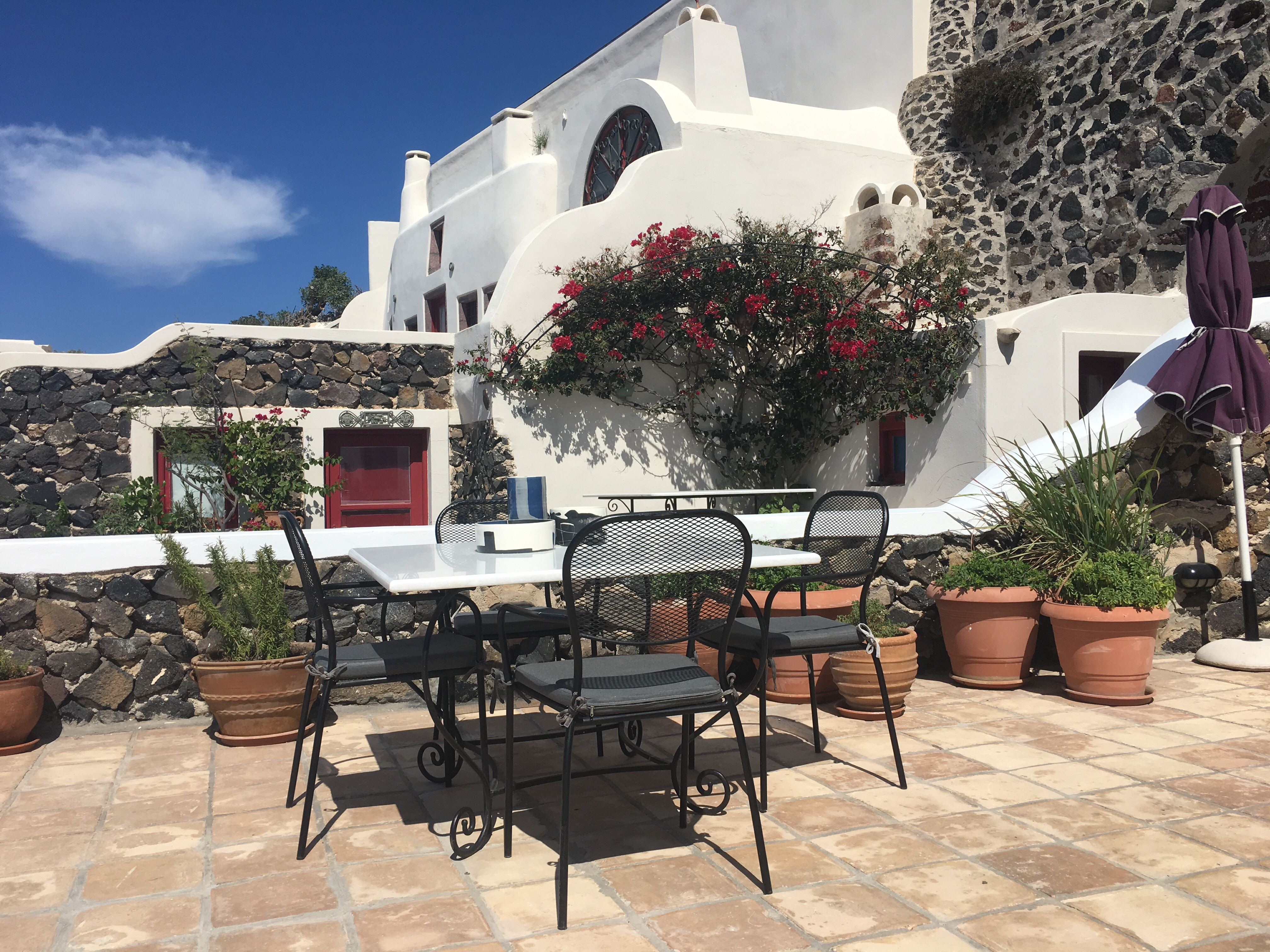Vasilicos Luxury Boutique Hotel, Santorini