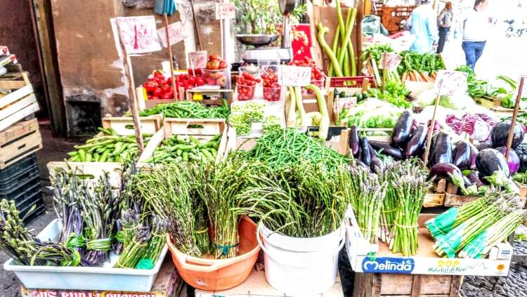 Asparagus, Asparagus - so much choice, so many different types
