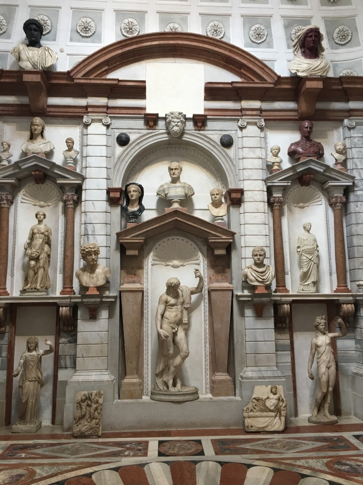Palazzo Grimani - Sculpture Gallery 2019