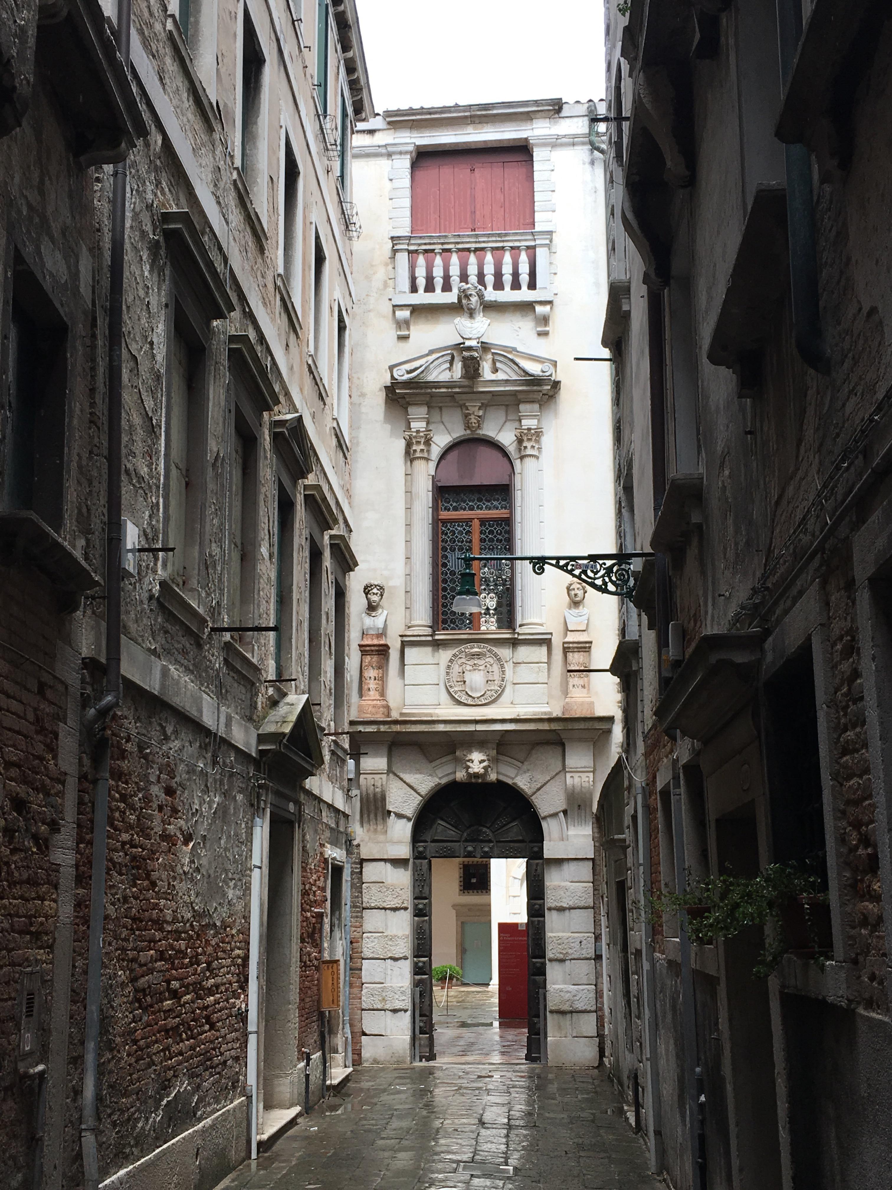 Palazzo Grimani - entrance from Campo Santa Maria Formosa, Venezia