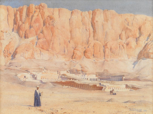 Howard Carter was an accomplished craftsman and artist, Griffith Institute