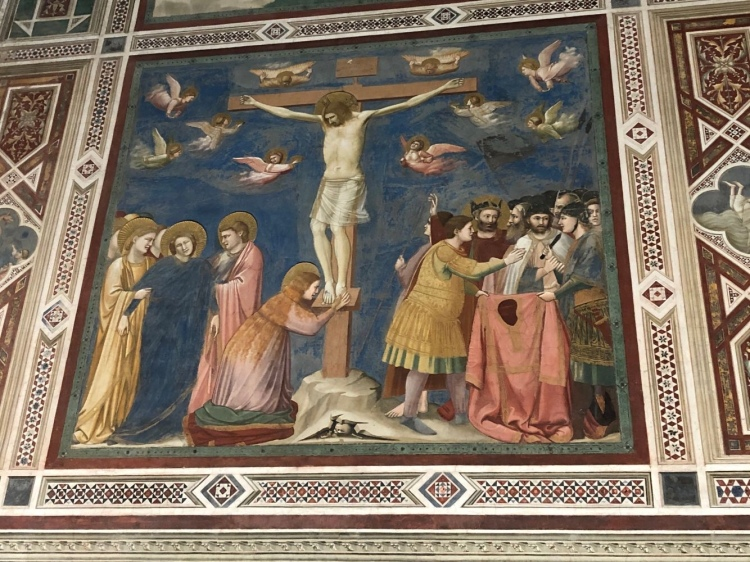 Scrovegni Chapel - Giotto Frescoes 1303-1305
