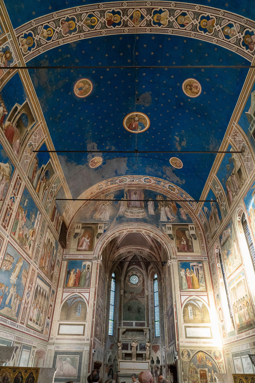 Scrovegni Altar detail - 2019 NAF - www.nicolefriedler.com