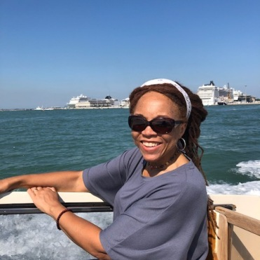 Sophfronia in Venice, Writer's Retreat - Sept 2019