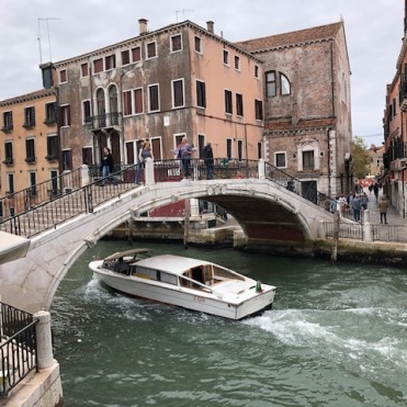 Venice - a city of great beauty, Writer's Retreat - September, 2019