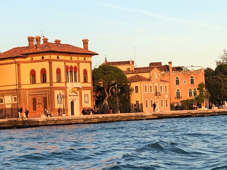 Venezia - San Zaccaria, beautiful in the evening sun. www.educated-traveller.com