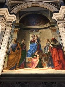 Bellini Masterpiece - San Zaccaria, Venezia - 1505