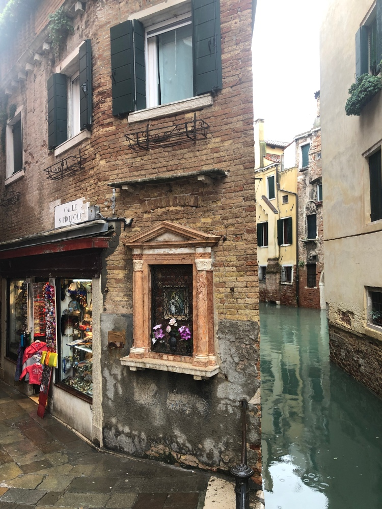 Venice is unique and exceptional - November, 2019