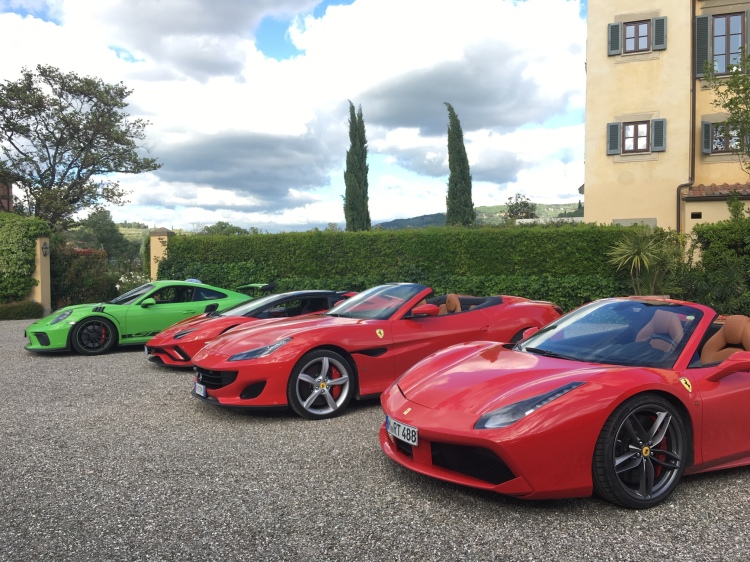 A wonderful weekend with super cars for a fabulous group of customers! https://wp.me/p97CFs-vn