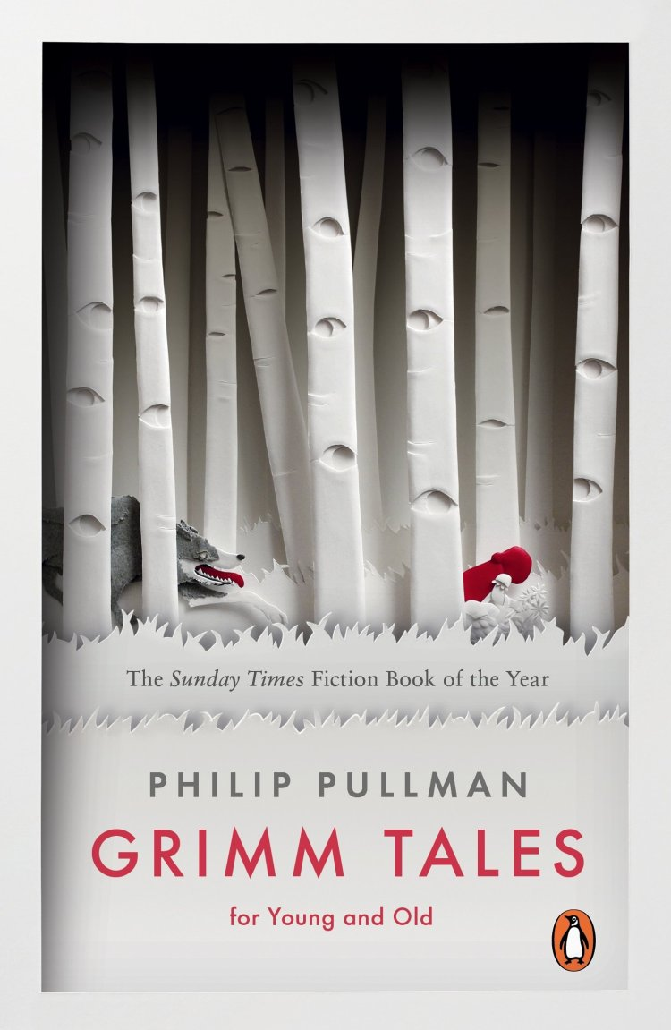 Philip Pullman - The Grimm Tales (Penguin)