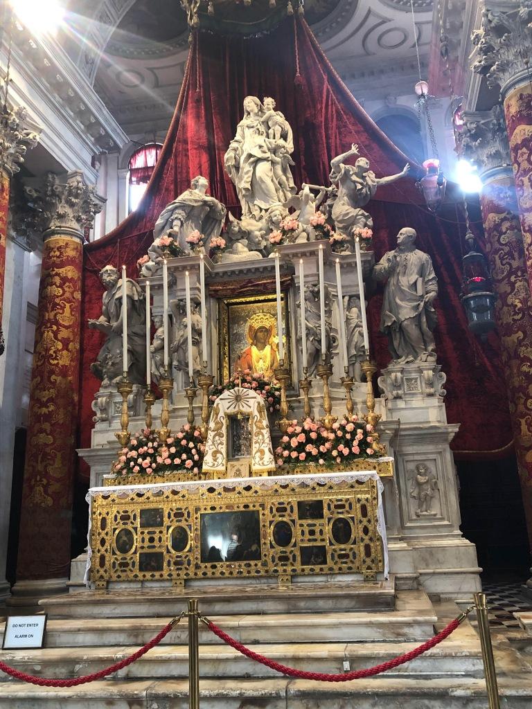 Santa Maria della Salute - Festival Day, November, 2019