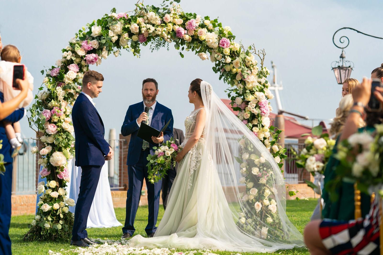Giulia and Carlo - wedding day, 15th June, 2019 - photos: