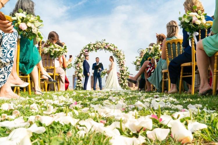 Giulia and Carlo's Wedding - 15th June, 2019 - Venice. Photos: Mirco Toffolo