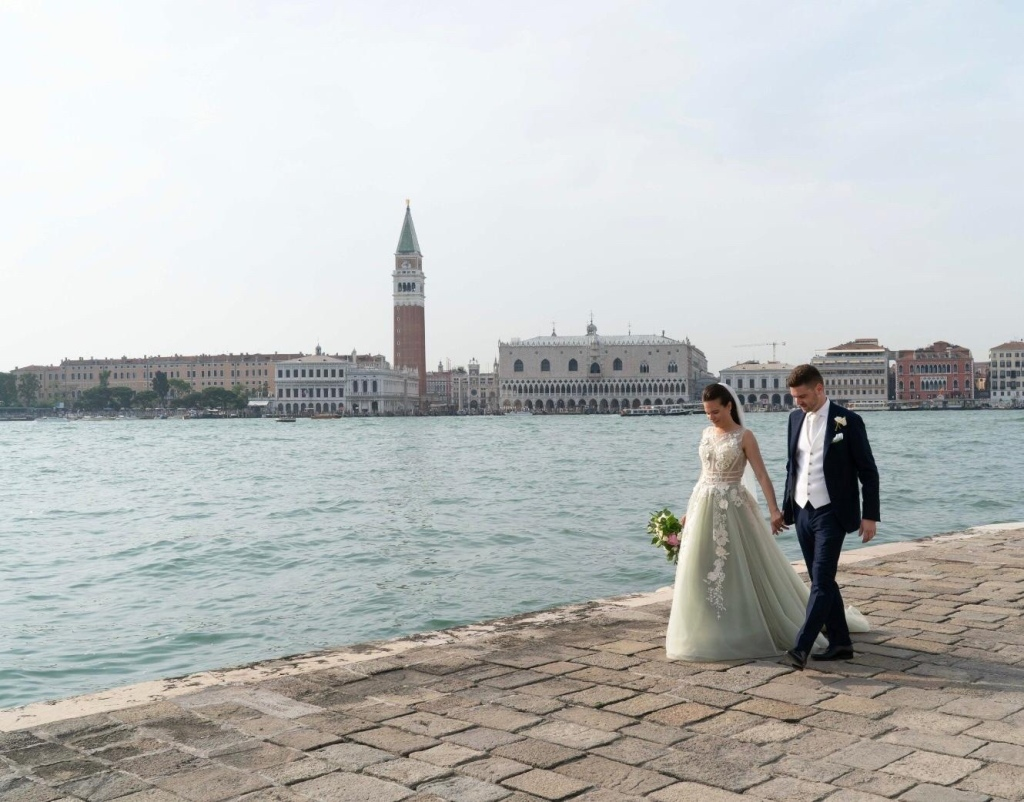 Giulia and Carlo - 15th June, 2019 - Venice