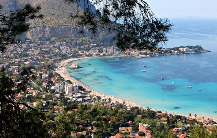 Golfo di Mondello, Sicily