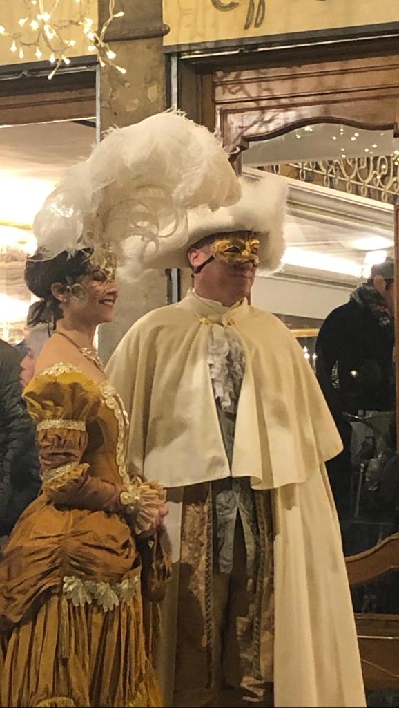 Venice Carnival - February 2020
