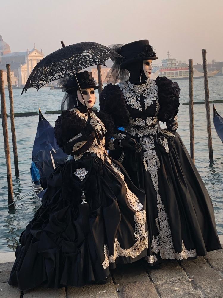 Venice Carnival 2020 www.educated-traveller.com